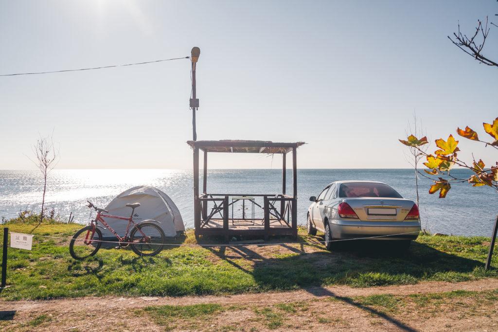 Поговорим о палатках?
